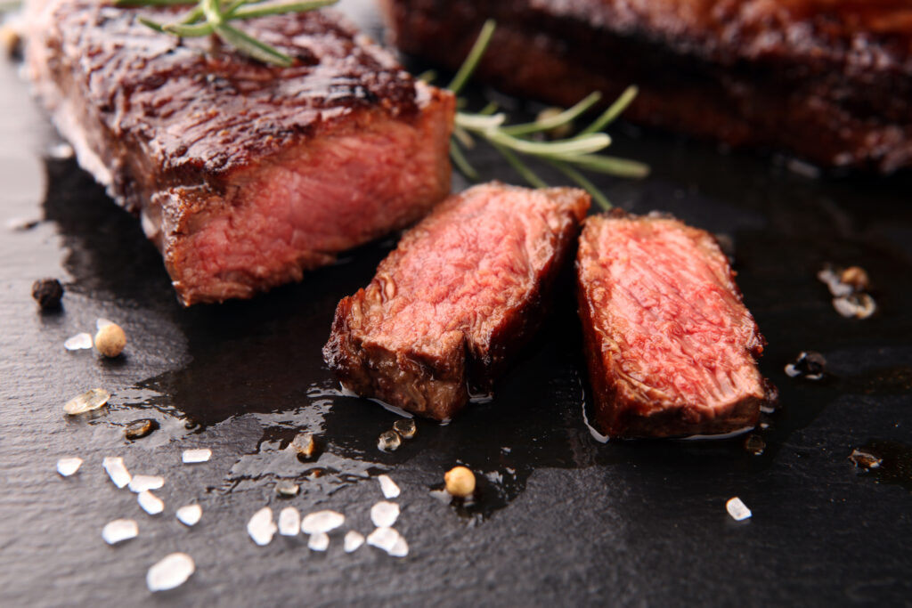The Anatomy of a Steak